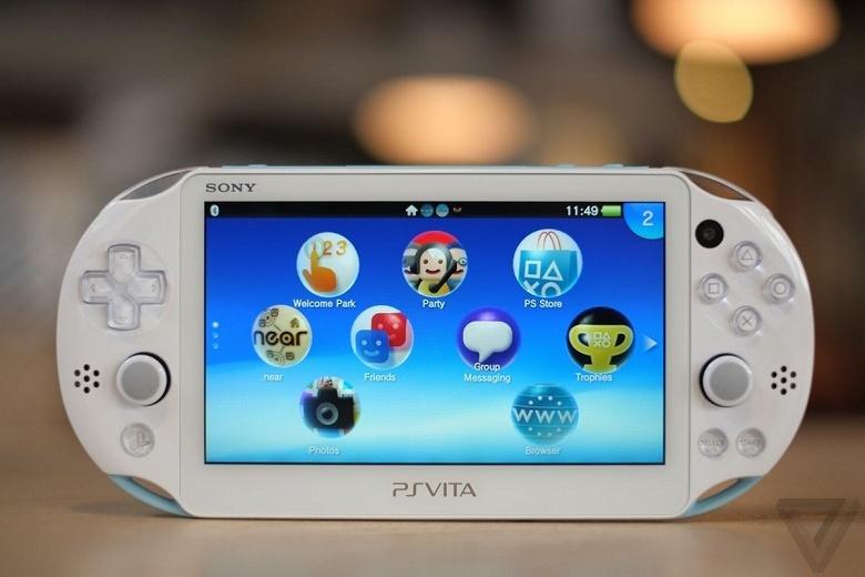 Sony прекращает производство портативной консоли PlayStation Vita - 1