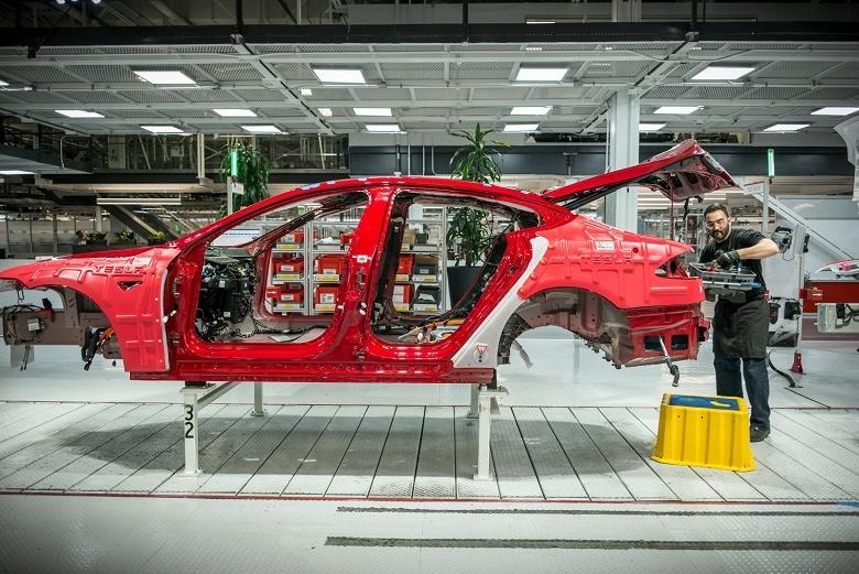 Tesla обвиняют в фальсификации статистики о производственном травматизме