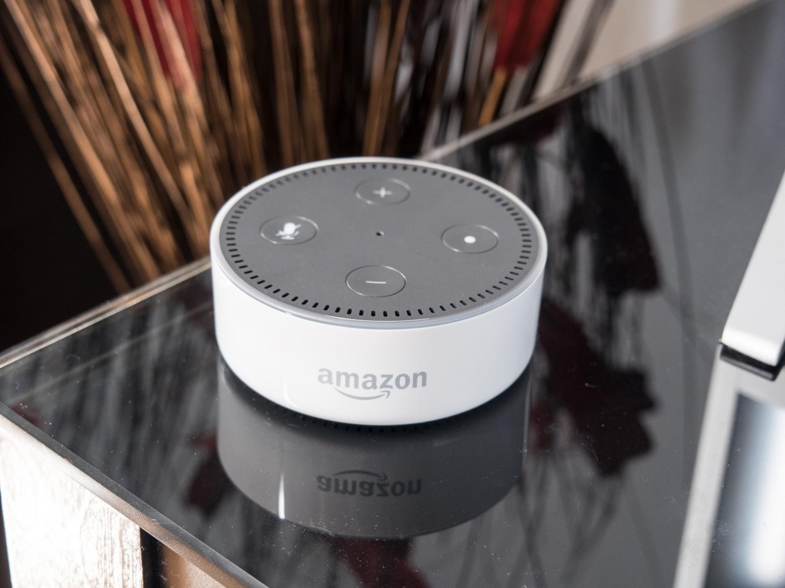 Что мы знаем об Amazon Alexa? Или первые впечатления от Amazon Echo Dot - 1