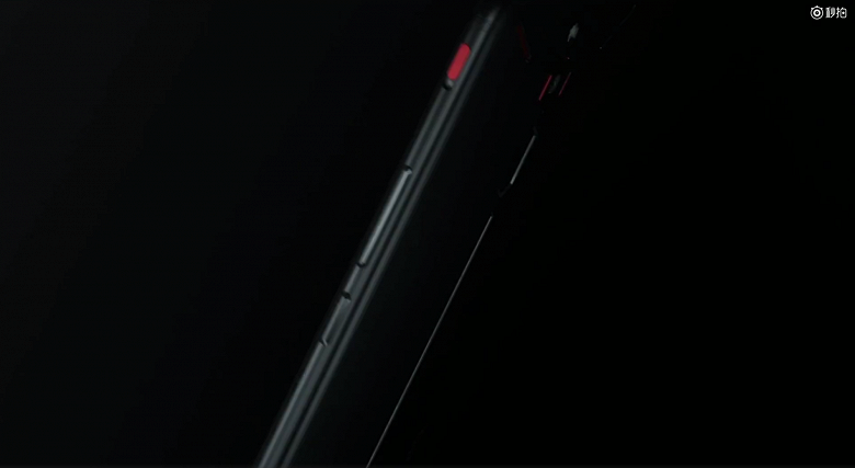 Игровой смартфон Nubia Red Magic засветился на первых изображениях - 2