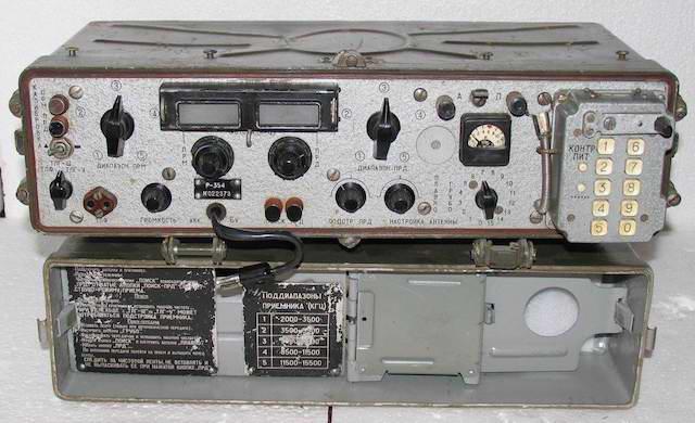Север, Орел, Шмель — известные советские радиостанции времен холодной войны - 19