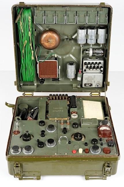 Север, Орел, Шмель — известные советские радиостанции времен холодной войны - 3