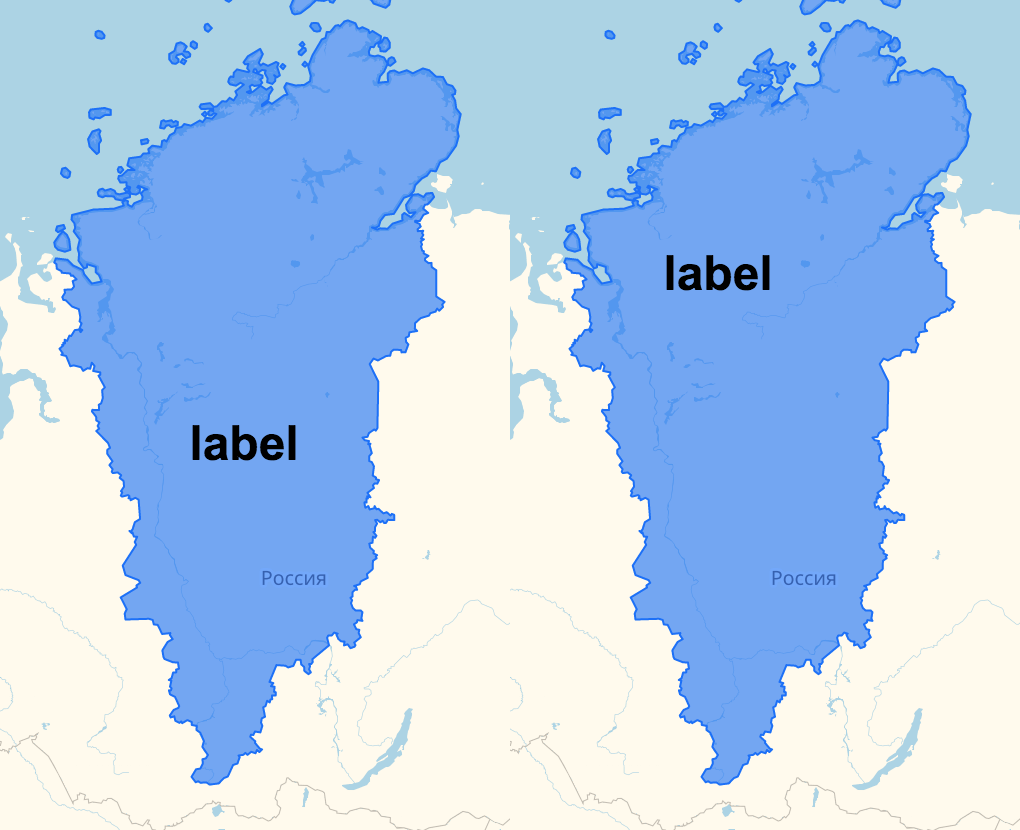 Сколько математики нужно, чтобы подписать многоугольник в JS API Яндекс.Карт - 16