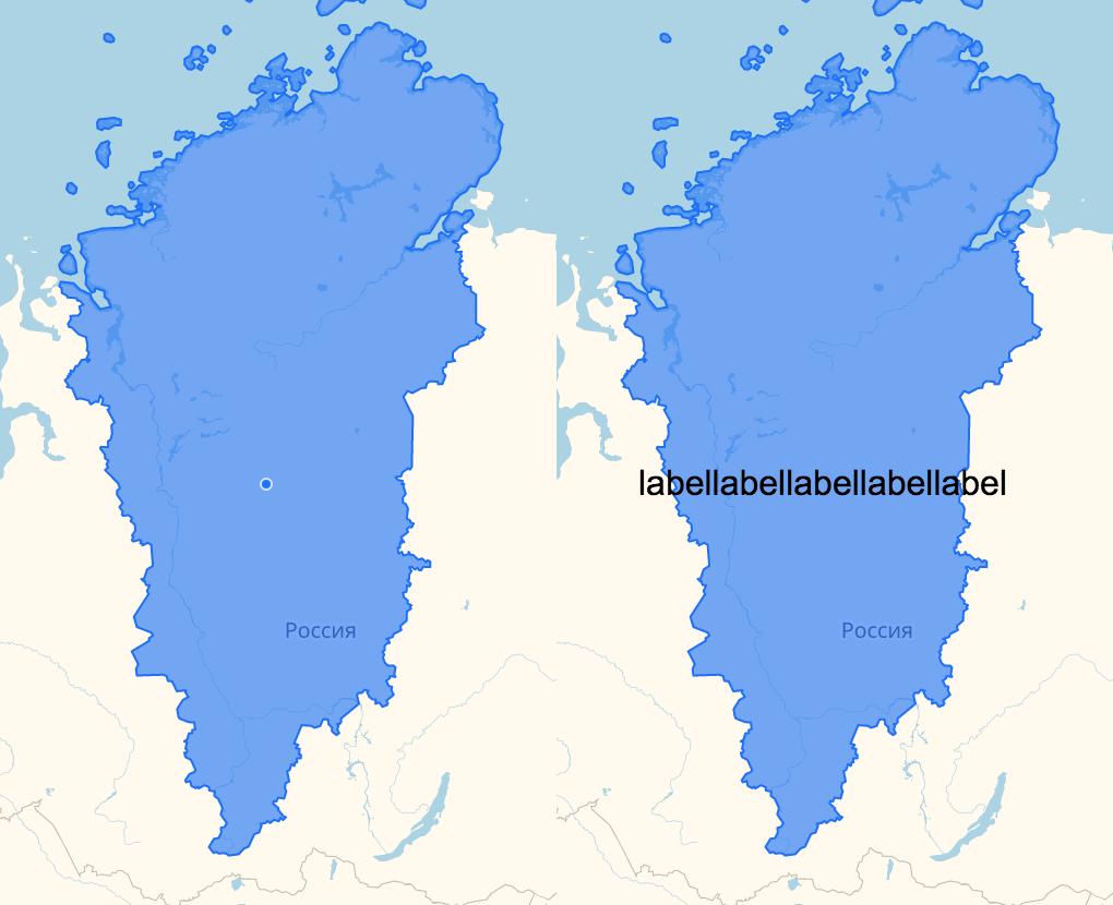 Сколько математики нужно, чтобы подписать многоугольник в JS API Яндекс.Карт - 18