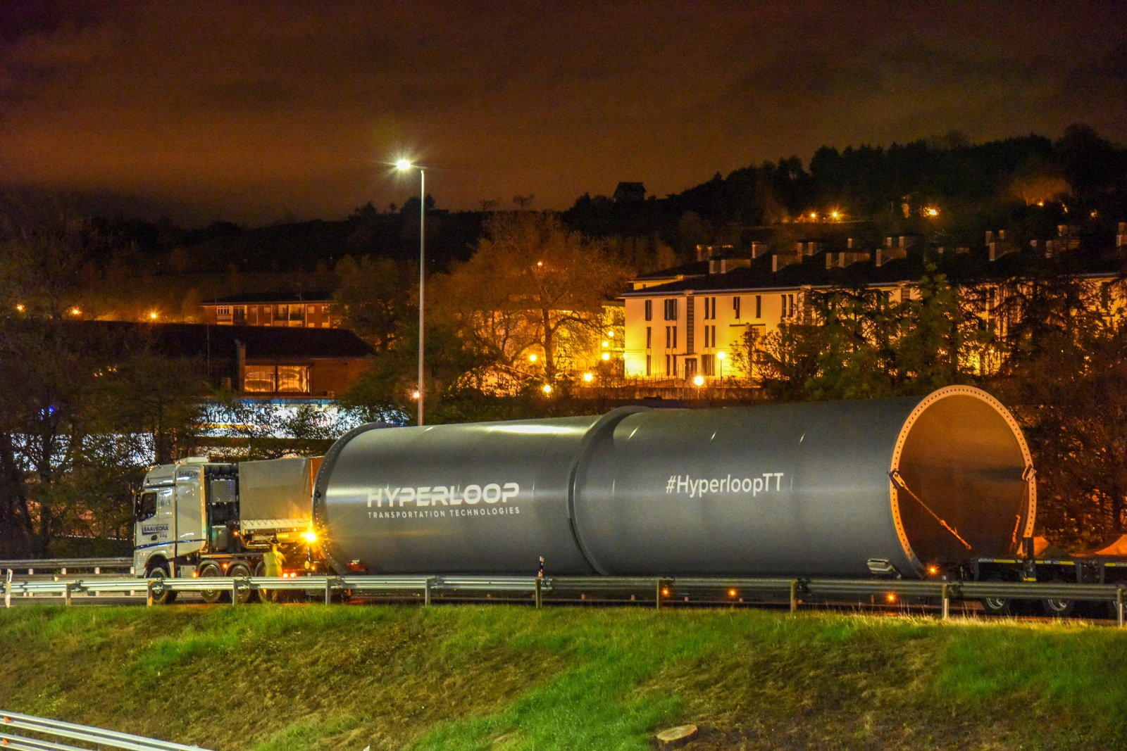Hyperloop планирует построить первую ветку в Абу-Даби в 2019 году - 5