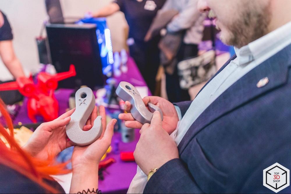 Top 3D Expo: новинки и тренды цифрового производства, обзор выставки в Москве - 10