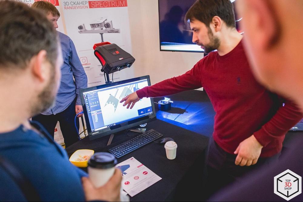 Top 3D Expo: новинки и тренды цифрового производства, обзор выставки в Москве - 13