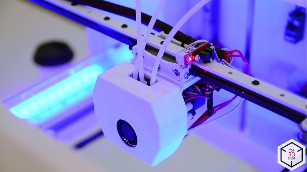Top 3D Expo: новинки и тренды цифрового производства, обзор выставки в Москве - 20