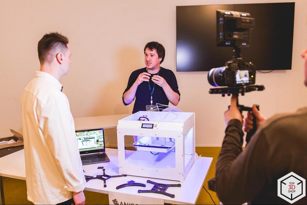 Top 3D Expo: новинки и тренды цифрового производства, обзор выставки в Москве - 23