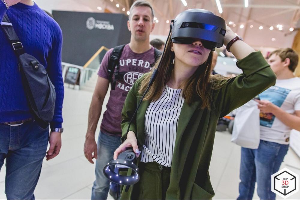Top 3D Expo: новинки и тренды цифрового производства, обзор выставки в Москве - 24