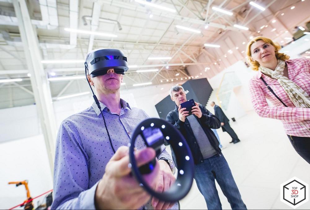 Top 3D Expo: новинки и тренды цифрового производства, обзор выставки в Москве - 25