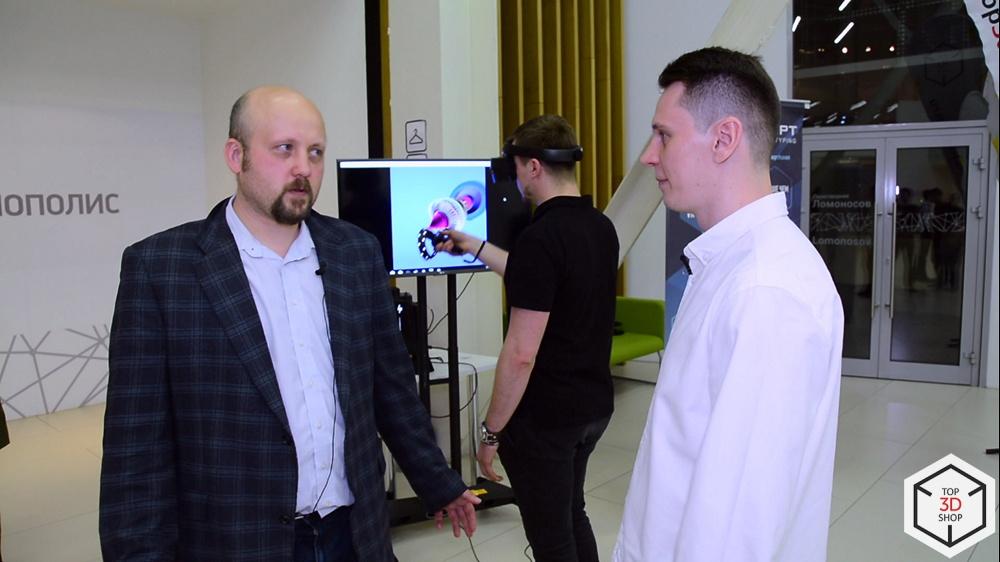Top 3D Expo: новинки и тренды цифрового производства, обзор выставки в Москве - 26