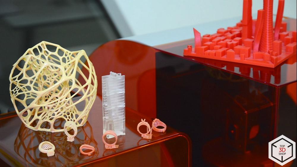 Top 3D Expo: новинки и тренды цифрового производства, обзор выставки в Москве - 28