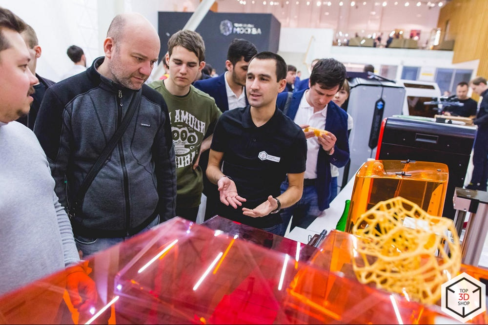 Top 3D Expo: новинки и тренды цифрового производства, обзор выставки в Москве - 33