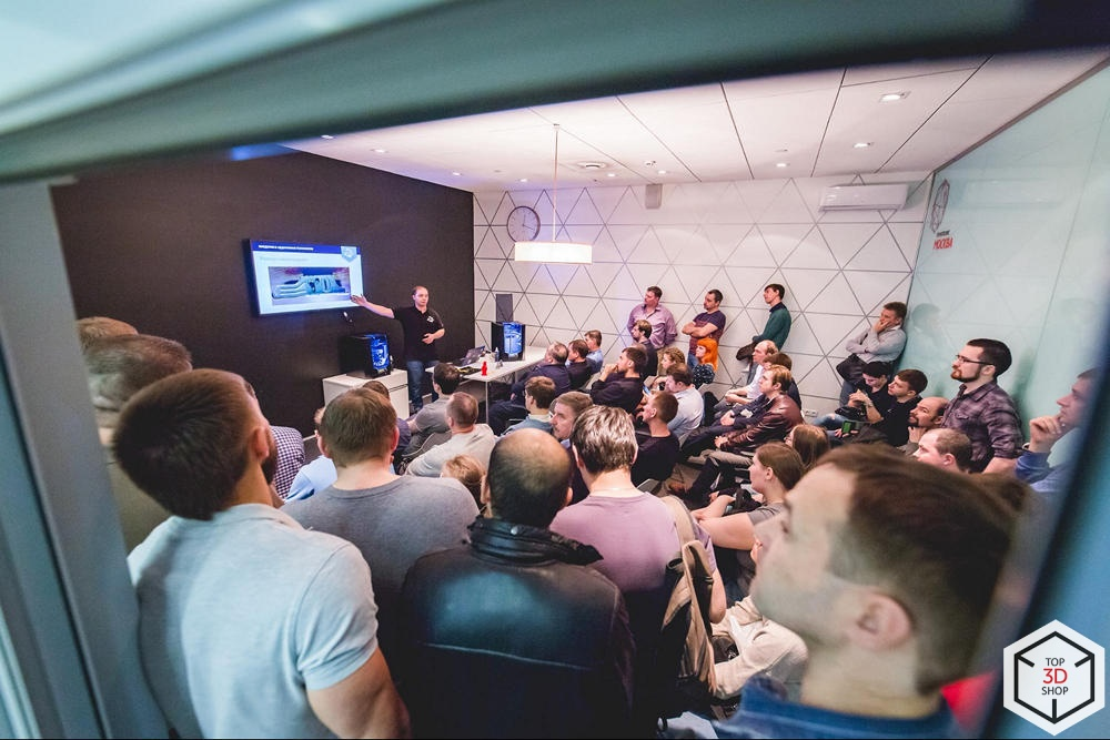 Top 3D Expo: новинки и тренды цифрового производства, обзор выставки в Москве - 4