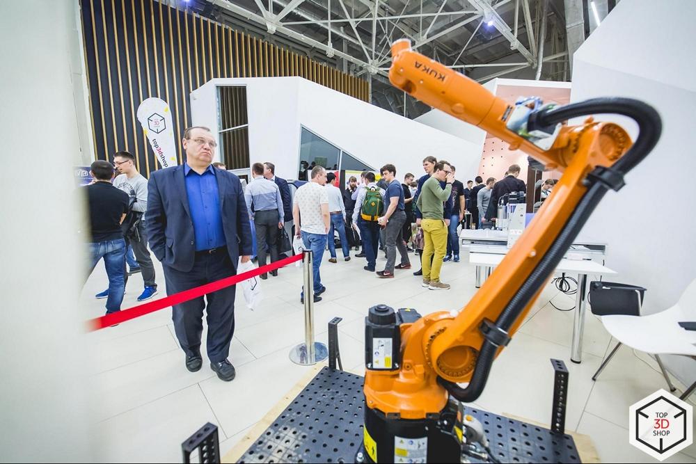 Top 3D Expo: новинки и тренды цифрового производства, обзор выставки в Москве - 42