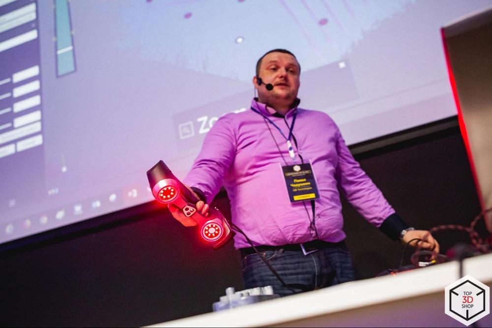 Top 3D Expo: новинки и тренды цифрового производства, обзор выставки в Москве - 48
