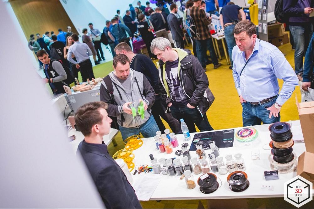 Top 3D Expo: новинки и тренды цифрового производства, обзор выставки в Москве - 5