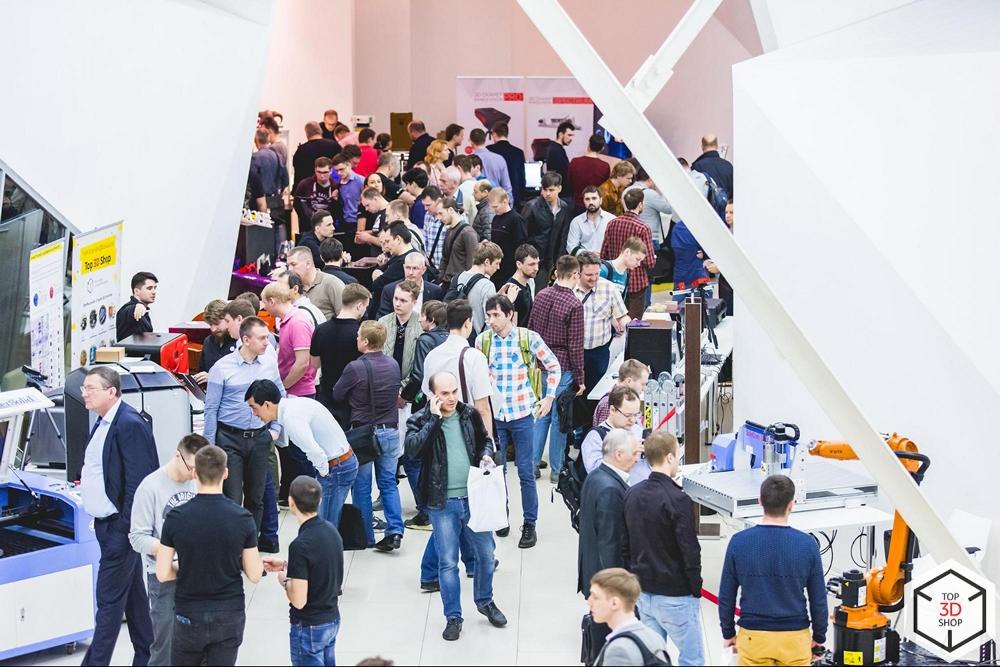 Top 3D Expo: новинки и тренды цифрового производства, обзор выставки в Москве - 54