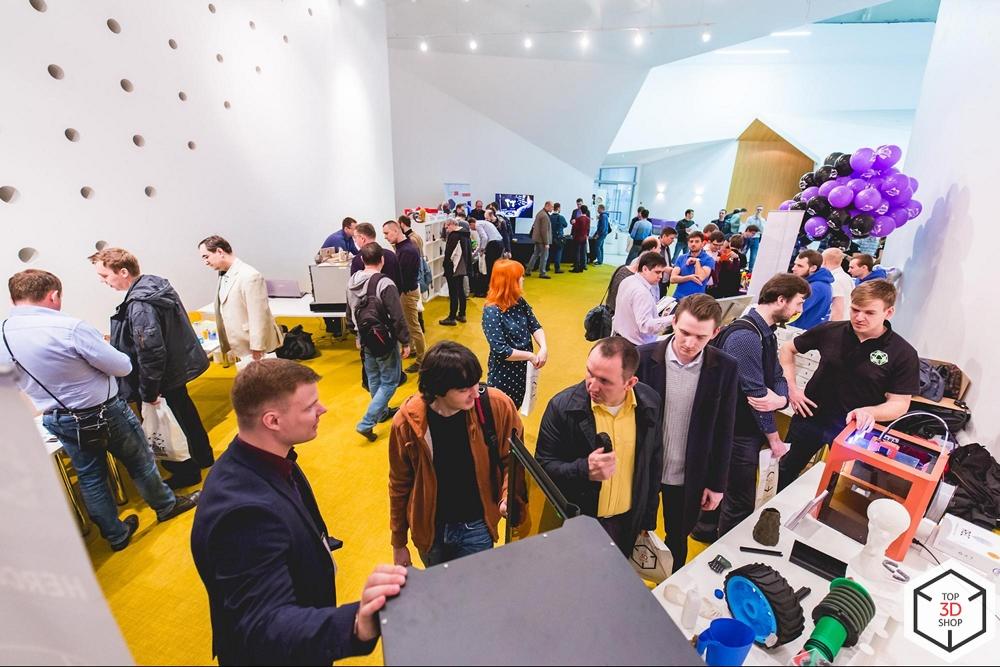 Top 3D Expo: новинки и тренды цифрового производства, обзор выставки в Москве - 55