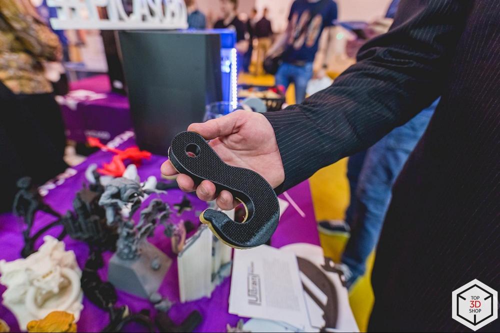 Top 3D Expo: новинки и тренды цифрового производства, обзор выставки в Москве - 7