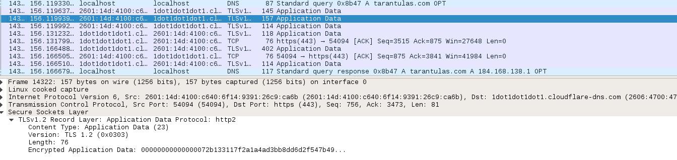 Как спрятать DNS-запросы от любопытных глаз провайдера - 9