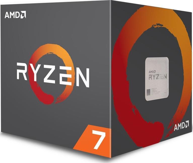 Начались продажи настольных процессоров AMD Ryzen второго поколения