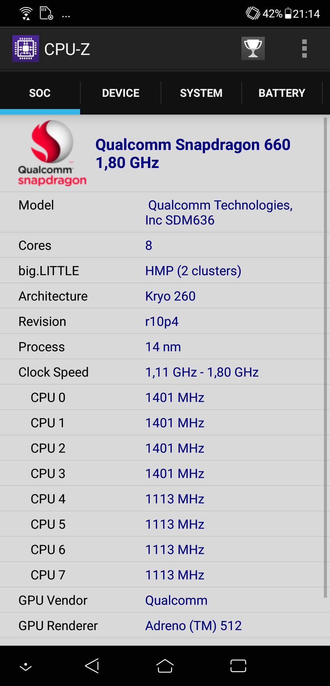 Обзор смартфона ASUS Zenfone 5 ZE620KL - 2