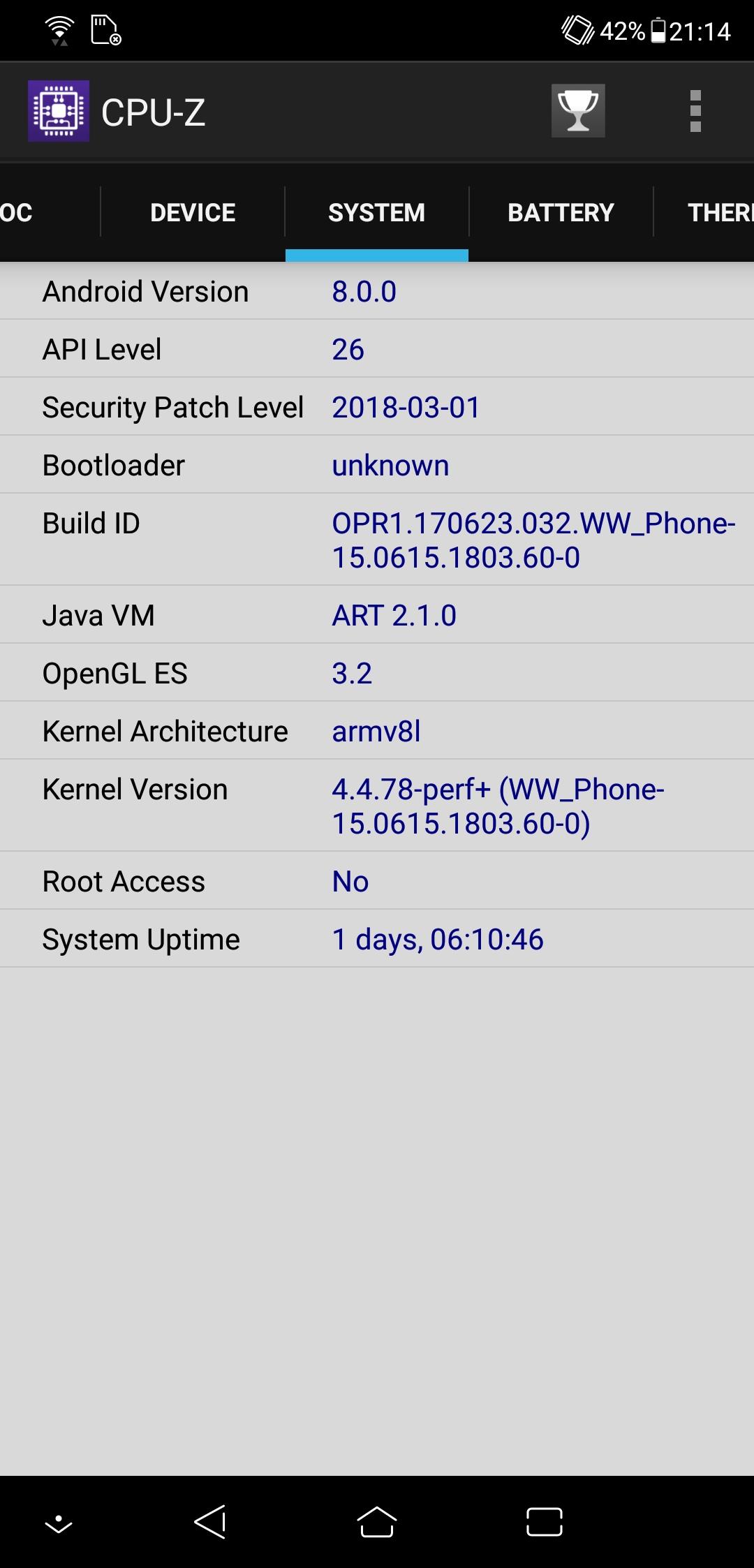 Обзор смартфона ASUS Zenfone 5 ZE620KL - 4