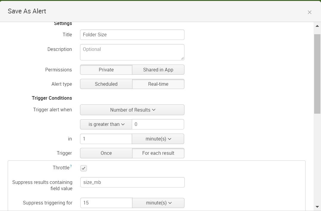 Splunk Scripted Input. Или как использовать скрипты для получения данных о работе систем и анализировать их в Splunk - 5
