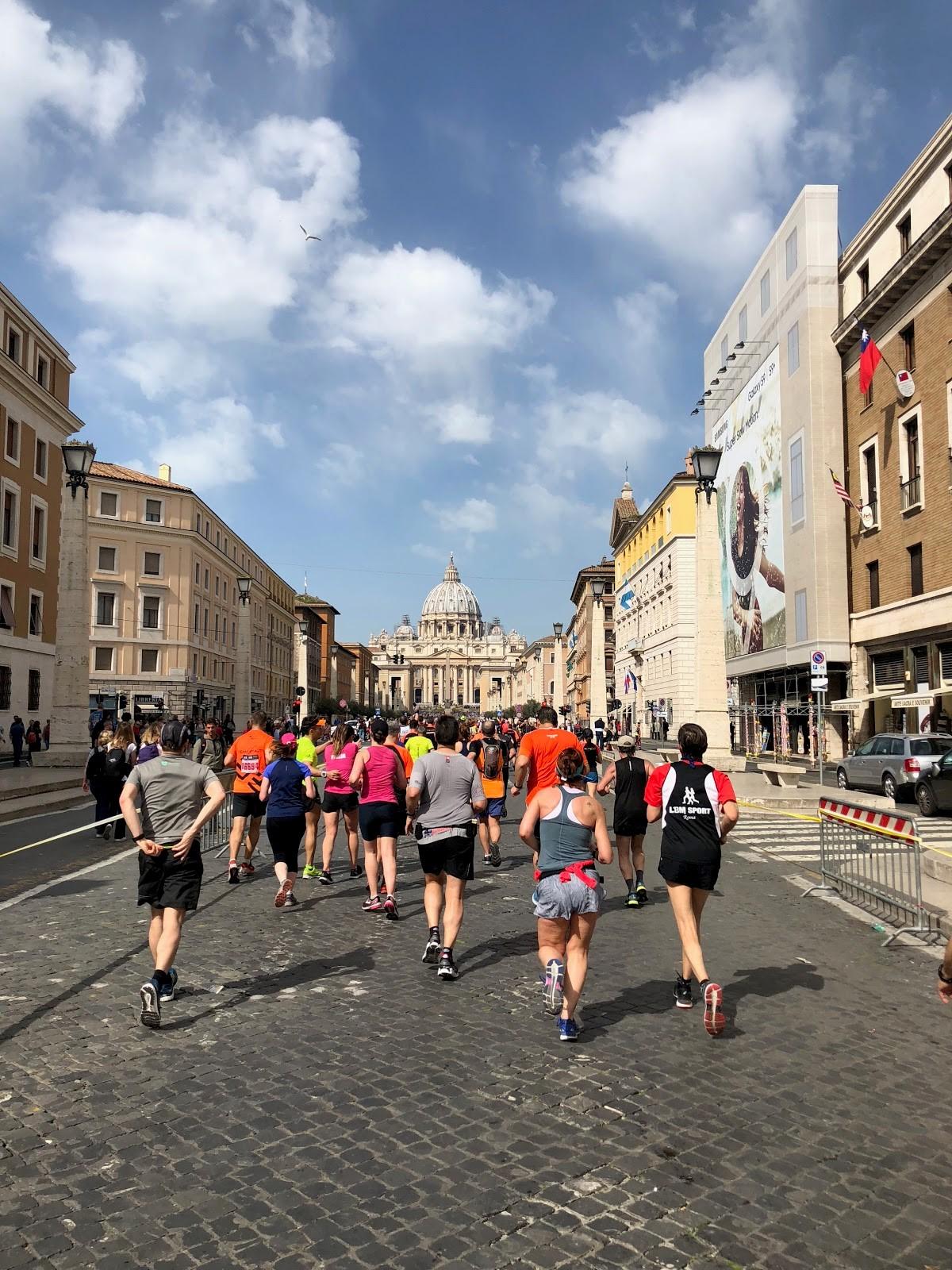 [Хабра-оффтоп] Maratona di Roma, или первый марафон для ИТ-шника - 4