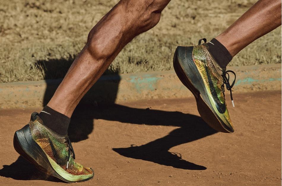 Как Nike 3D-печатает уникальные кроссовки для элитных бегунов - 2