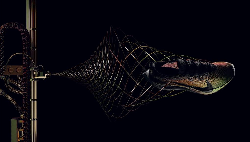 Как Nike 3D-печатает уникальные кроссовки для элитных бегунов - 1
