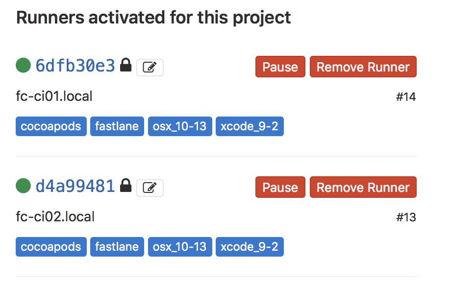 Как переехать с BuddyBuild на GitLab CI за 4 часа - 3