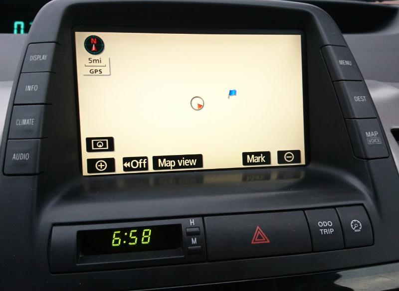 Медиасистема для Toyota Prius (рестайл) - 1