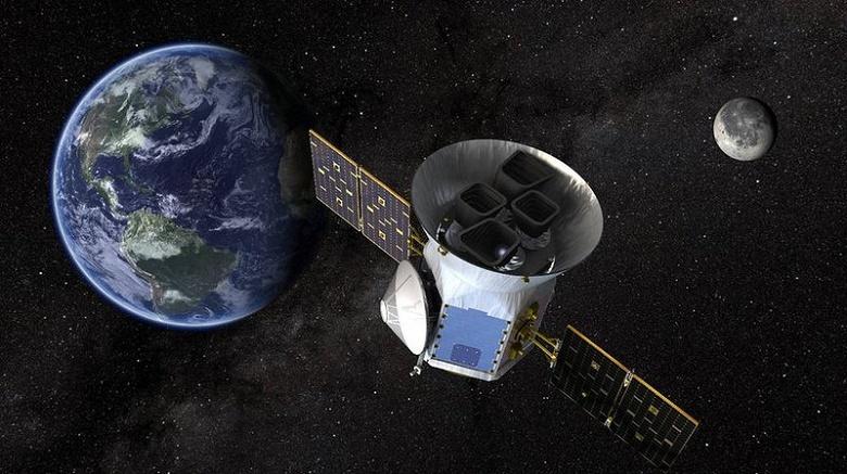 Новый охотник за экзопланетами успешно выведен на орбиту - 1