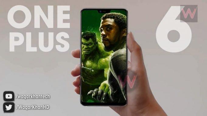 Специальное издание смартфона OnePlus 6 The Avengers обойдется в $800