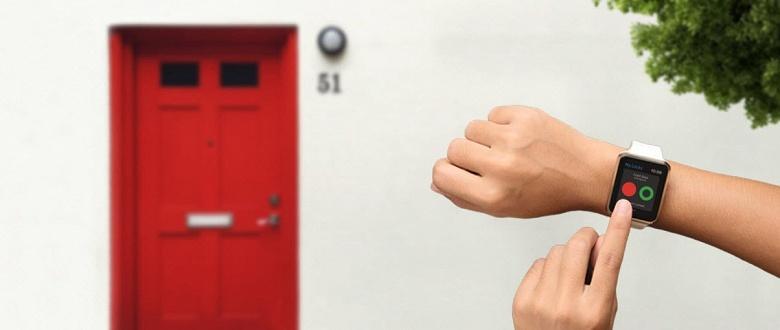 Умный замок August Smart Lock теперь можно открыть только при помощи Apple Watch