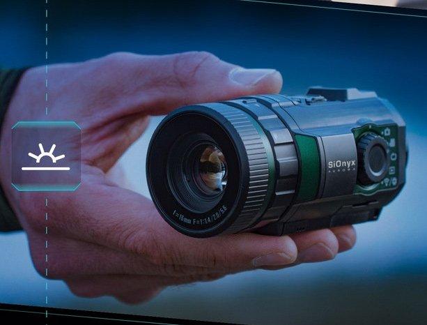 Начат сбор средств на экшн-камеру Sinyx Aurora, способную снимать не свету и в темноте