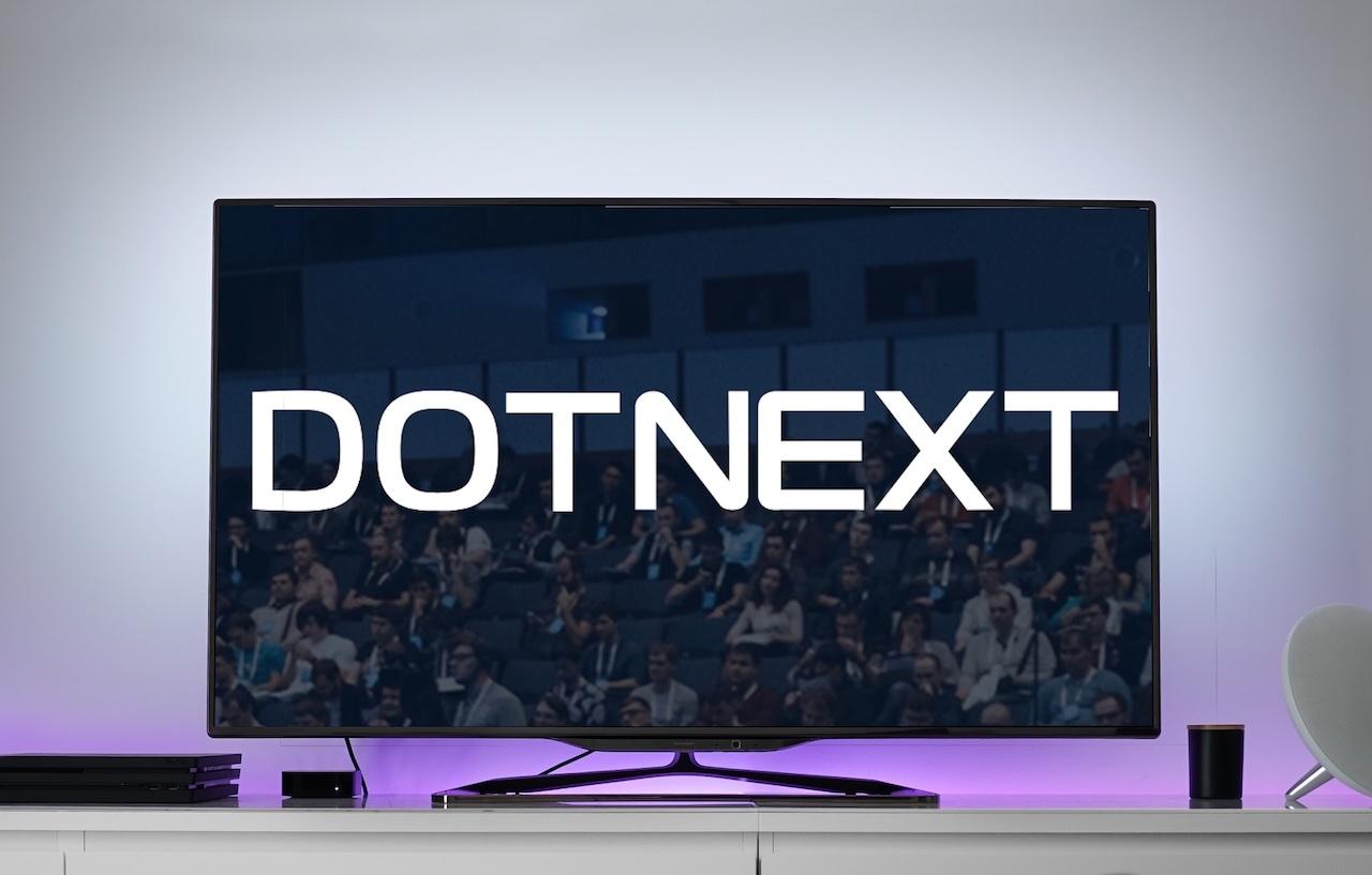 Открытая трансляция главного зала DotNext 2018 Piter - 1