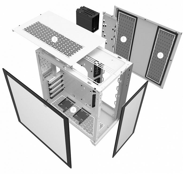 Корпус Lian Li PC-O11 Dynamic оценен в 129 евро