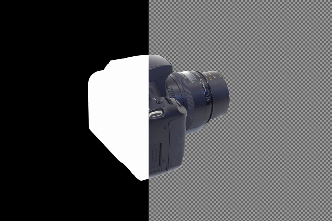 Простой фильтр для автоматического удаления фона с изображений - 9
