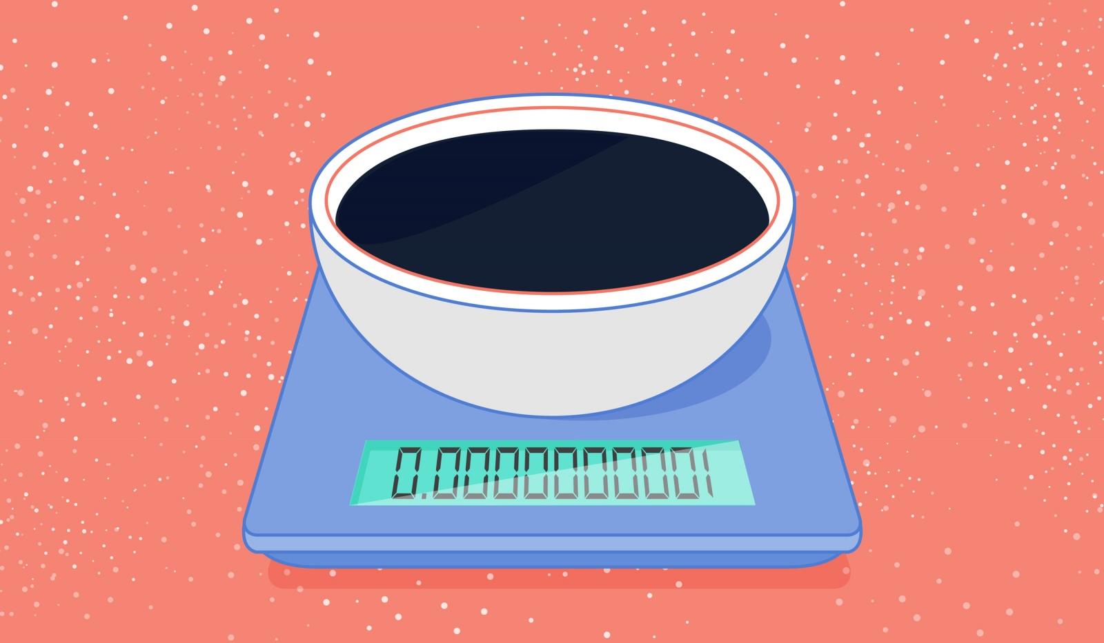 Почему крошечный вес пустого пространства – такая большая загадка - 1