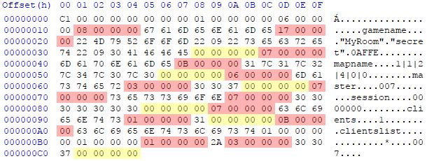 Реверс-инжиниринг «Казаков 3», часть сетевая: создаём локальный сервер - 5
