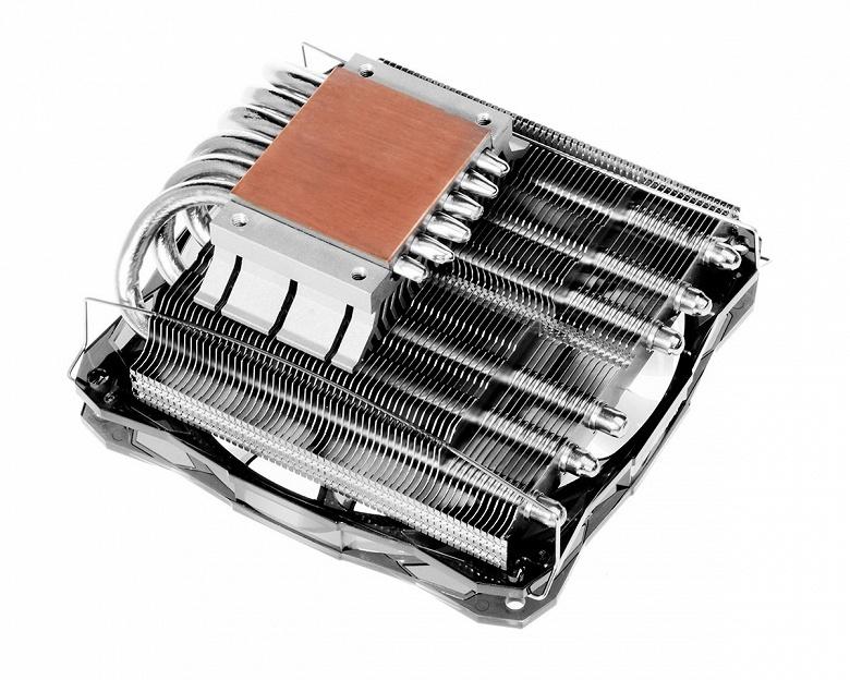 ID-Cooling IS-60 — низкопрофильный кулер, который справится с процессорами с TDP 130 Вт - 2