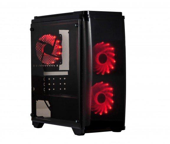 Компьютерный корпус X2 Pirate 1416 рассчитан на платы Micro-ATX - 1