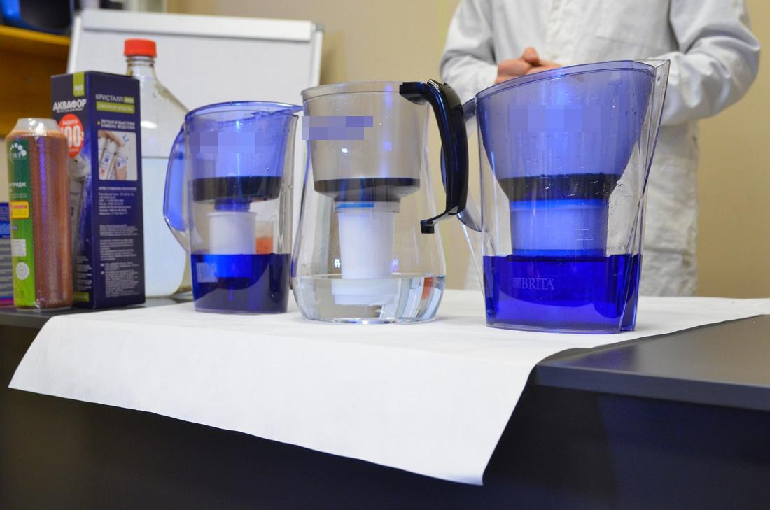 Кто мутит воду? Большое подробное сравнение-тест бытовых фильтров для очистки воды - 1