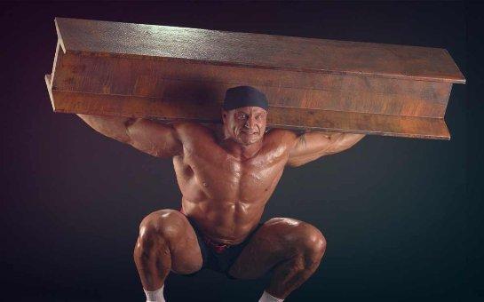 Люди, обладающие хорошей физической силой, имеют отличные память и реакцию