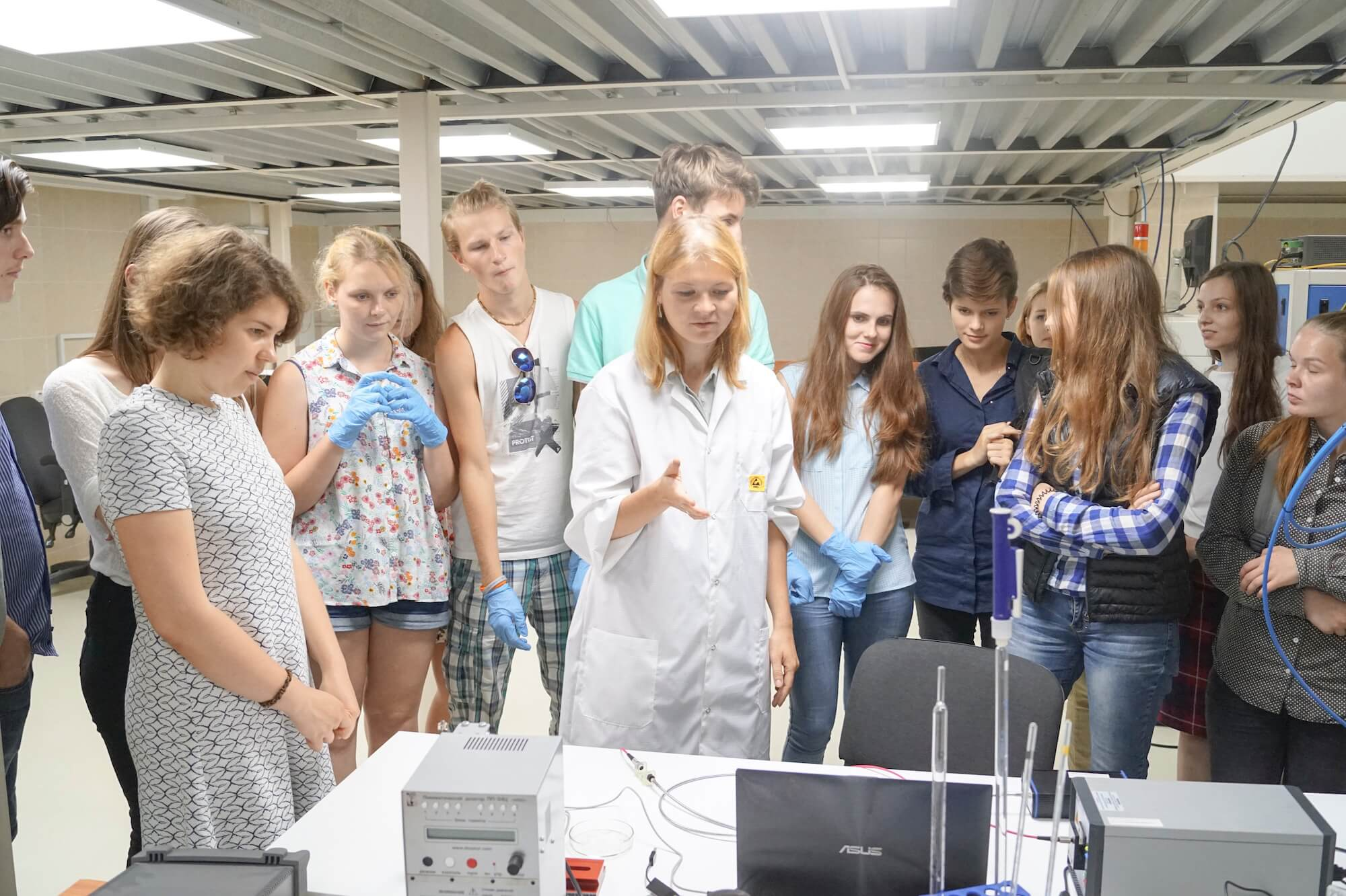 «Профессия — ученый»: как начать карьеру исследователя в магистратуре Университета ИТМО - 1