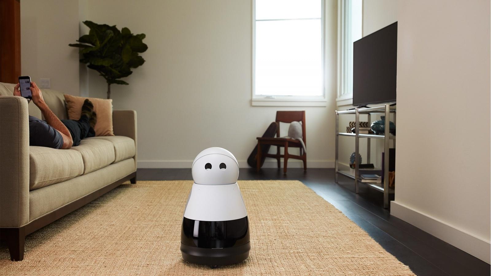 Amazon в секрете разрабатывает персонального домашнего робота - 1